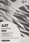 AAT Bookkeeping Controls : Coursebook - Book