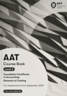 AAT Elements of Costing : Coursebook - Book