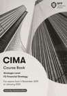 CIMA F3 Financial Strategy : Study Text - Book