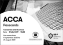 ACCA Corporate and Business Law (Global) : Passcards - Book