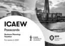 ICAEW Business Planning: Taxation : Passcards - Book