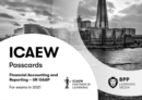 ICAEW Financial Accounting and Reporting UK GAAP : Passcards - Book