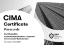 CIMA BA4 Fundamentals of Ethics, Corporate Governance and Business Law : Passcards - Book