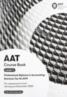 AAT Business Tax FA2019 : Coursebook - Book
