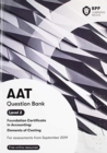 AAT Elements of Costing : Question Bank - Book