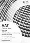 AAT Personal Tax FA2019 : Course Book - Book