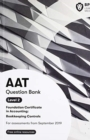 AAT Bookkeeping Controls : Question Bank - Book