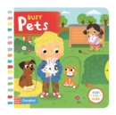 Busy Pets - Book