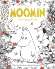The Moomin Colouring Book - Book