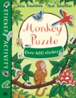 Monkey Puzzle Sticker Book - Book