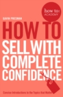 How To Sell With Complete Confidence - eBook