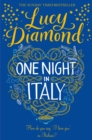 One Night in Italy - Book