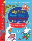My First Animal Fun Sticker Book - Book