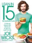 Lean in 15 - The Sustain Plan : 15 Minute Meals and Workouts to Get You Lean for Life - Book
