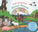Mother Goose's Animal Rhymes : Book and CD Pack - Book