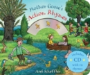 Mother Goose's Action Rhymes - Book