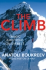 The Climb : Tragic Ambitions on Everest - eBook