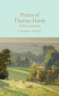 Poems of Thomas Hardy : A New Selection - Book