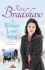A Winter Love Song - Book