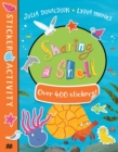 Sharing a Shell Sticker Book - Book