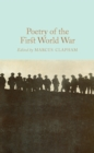Poetry of the First World War - Book