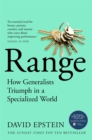 Range : How Generalists Triumph in a Specialized World - eBook