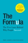 The Formula : The Five Laws Behind Why People Succeed - Book