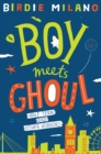 Boy Meets Ghoul - Book