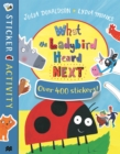 What the Ladybird Heard Next Sticker Book - Book