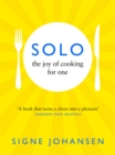 Solo : The Joy of Cooking for One - eBook