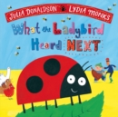 What the Ladybird Heard Next - Book