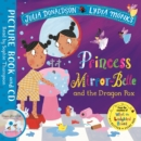 Princess Mirror-Belle and the Dragon Pox : Book and CD Pack - Book