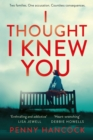 I Thought I Knew You - Book