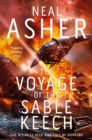 The Voyage of the Sable Keech - Book