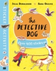 The Detective Dog Sticker Book - Book