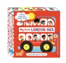 My First London Bus Cloth Book - Book