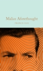 Malice Aforethought - Book