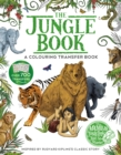 The Jungle Book: A Colouring Transfer Book - Book