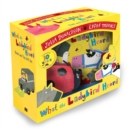 What the Ladybird Heard Book and Toy Gift Set - Book