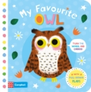 My Favourite Owl - Book