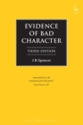 Evidence of Bad Character - eBook