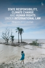 State Responsibility, Climate Change and Human Rights under International Law - eBook