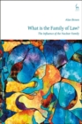 What is The Family of Law? : The Influence of the Nuclear Family - Book