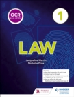 OCR AS/A Level Law Book 1 - eBook