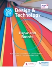AQA GCSE (9-1) Design and Technology : Paper and Boards - eBook