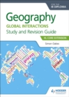 Geography for the IB Diploma Study and Revision Guide HL Core Extension : HL Core Extension - Book