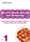 More Problem Solving and Reasoning Year 1 - Book