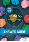 AQA GCSE (9-1) Business Answer Guide - eBook