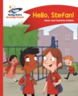 Reading Planet - Hello, Stefan! - Red A: Comet Street Kids ePub - eBook