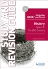 Cambridge IGCSE and O Level History Study and Revision Guide - eBook